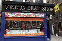 bead shop in greater wc2h 9ln